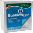 Duck® Shock Shield™ Bubble Wrap, 12in. x 65'