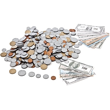 Carson-Dellosa Classroom Money Set Manipulative