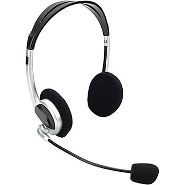 Staples® Stereo Headset with Volume Control