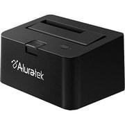 "Aluratek USB 3.0 SuperSpeed 2.5"" / 3.5"" SATA Hard Drive Docking Enclosure"
