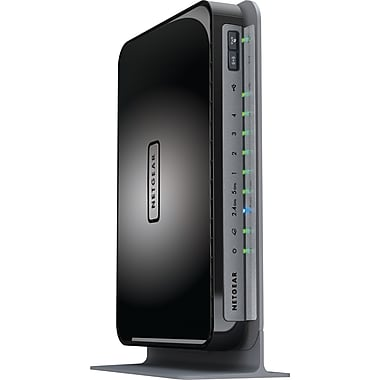 NETGEAR N750 Dual Band WiFi Gigabit Router WNDR4300
