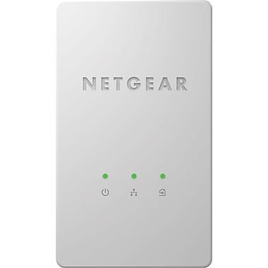 NETGEAR Powerline 100Mbps Adapter Starter Kit XAVB1201