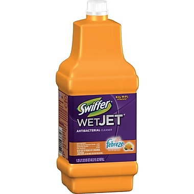 Swiffer® Wet Jet Antibacterial Refill Solution
