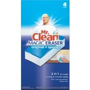 Mr. Clean® Magic Eraser Duo, 4/Pack