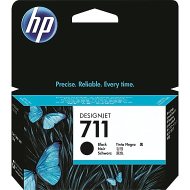 HP 711 Black Ink Cartridge (CZ129A)