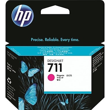 HP 711 Magenta Ink Cartridge (CZ131A) 29ml