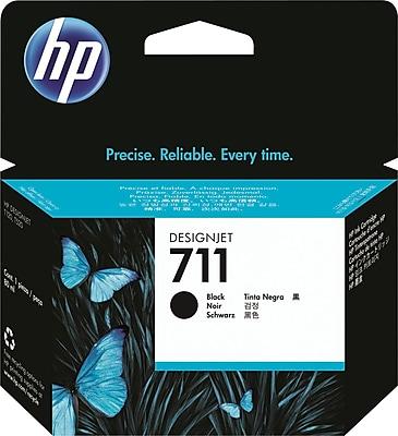 HP 711 Black Ink Cartridge CZ133A 80ml