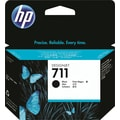 HP 711 Black Ink Cartridge (CZ133A), 80ml