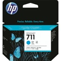 HP 711 Cyan Ink Cartridge (CZ134A) 29ml, 3/Pack