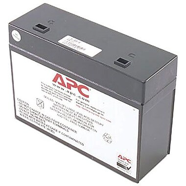APC® Replacement Battery Cartridge, RBC21