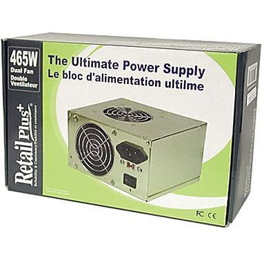 RetailPlus® 465W Power Supply