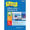 Professor Teaches Office 2010 & Windows 8 for Windows (1-User) [Boxed]