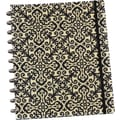 Martha Stewart Home Office™ with Avery™ Discbound Notebook, Black&White, Smooth, 9-1/2in. x 11-1/2in.
