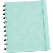 Martha Stewart Home Office™ with Avery™ Discbound Notebook, Blue Wave, Smooth, 9-1/2 x 11-1/2