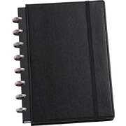 Martha Stewart Home Office™ with Avery™ Discbound Notebook, Black, Textured, 6-1/2 x 9