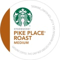 Keurig K-Cup Starbucks Pike Place Roast Coffee, Regular, 24/Pack