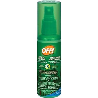 OFF!® - Repousse-insectes Deep Woods à vaporisateur
