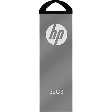 HP v220w 32GB USB 2.0 USB Flash Drive (Silver)