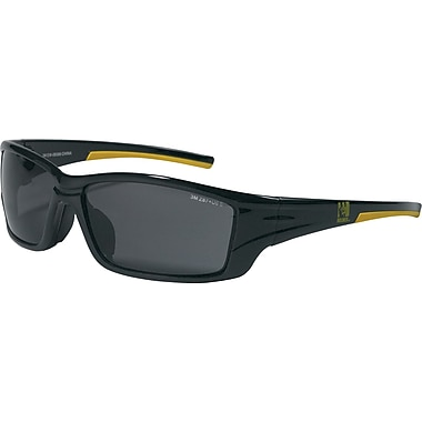 3M™ TEKK Protection™ Holmes Workwear® ANSI Z87 Safety Glasses, Black, 4/Pack