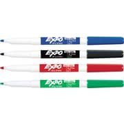 Expo® Low Odour Dry-Erase Markers, Fine Tip