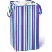 Honey Can Do Rectangular Collapsible Hamper - Shades of Blue