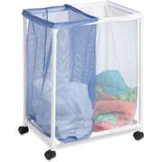 Honey Can Do® 2 Bag Mesh Laundry Sorter
