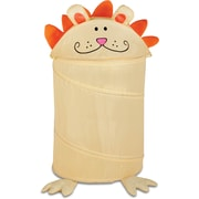 Honey Can Do Kid's Pop-Up Hamper, Lion