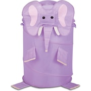 Honey Can Do Kids Pop-Up Hamper, Elephant
