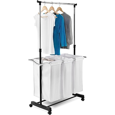 Honey Can Do Adjustable Height Laundry Center