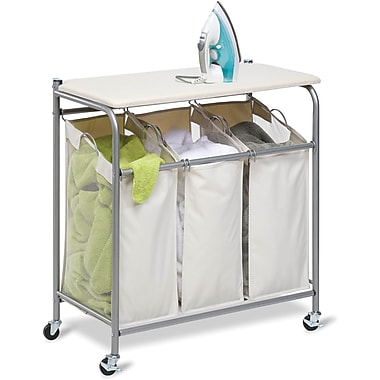 Honey Can Do® Ironing and Sorter Combo Laundry Center