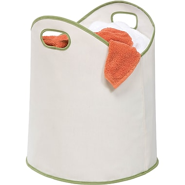 Honey Can Do® Large Load Canvas Laundry Basket