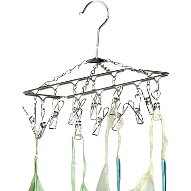 Honey Can Do Hanging Drying Rack, Chrome