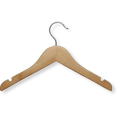 Honey Can Do 10 Pack Kid's Basic Shirt Hanger