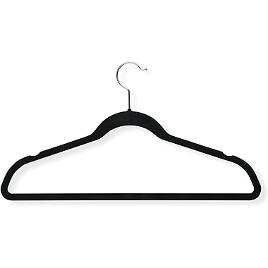 Honey Can Do 9 Pack Velvet Touch Suit Hangers