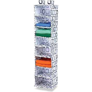 Honey Can Do 8 Shelf Hanging Organizers