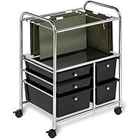 Honey Can Do 5 Drawer Hanging File Cart