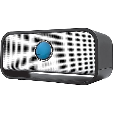 Brookstone Big Blue™ Live Wireless Bluetooth Speaker, Black