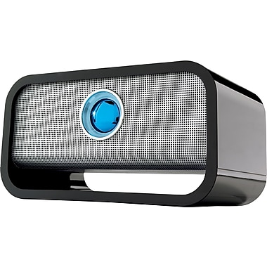 Brookstone Big Blue™ Studio Wireless Bluetooth Speaker, Black