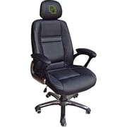 Wild Sports NCAA Leather Executive Chair, Baylor Bears