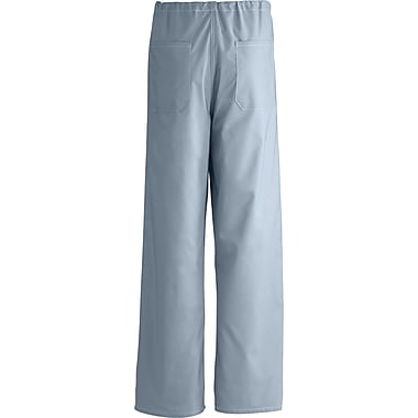 Medline Unisex Rev Hyperbaric Drawstring Scrub Pants, Misty Green, MDL-CC, Small, Reg Length