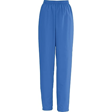 Medline AngelStat Women XL Elastic with Draw Cord Scrub Pant, Sapphire (854NHTXL)