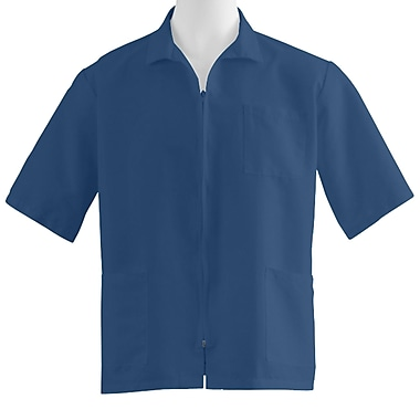 Medline Unisex Zip Front Smocks