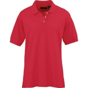 Medline Ladies Whisper Pique Polo Shirts, Red, 2XL