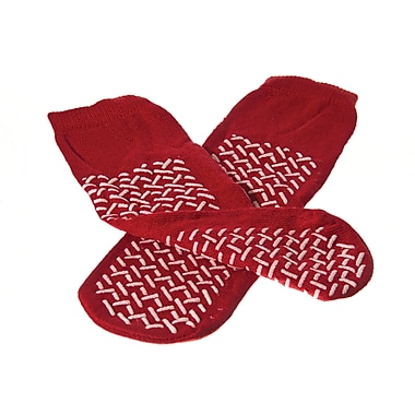 Medline Double-tread Fall Prevention Slippers