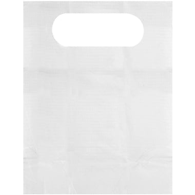 Medline Disposable Overhead Adult Bibs, White, 300/Case