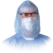 Pro Series Universal Head and Beard Covers, Blue (NONSH600)