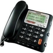 Vtech CD1281 Corded Speakerphone, Black