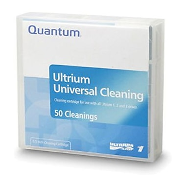 Quantum LTO Ultrium Universal Cleaning Cartridge