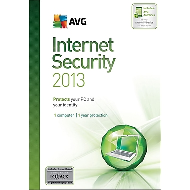 AVG Internet Security 2013 for Windows