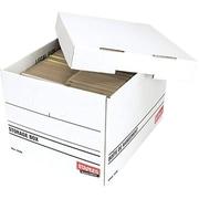 Staples® - Boîte de rangement Quick Setup, nº 789, format lettre/légal